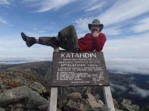 AT MT KATAHDIN